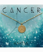 Load image into Gallery viewer, Zodiac Medallion – Cancer, Leo, Virgo