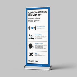 Pull Up Banner (Business)