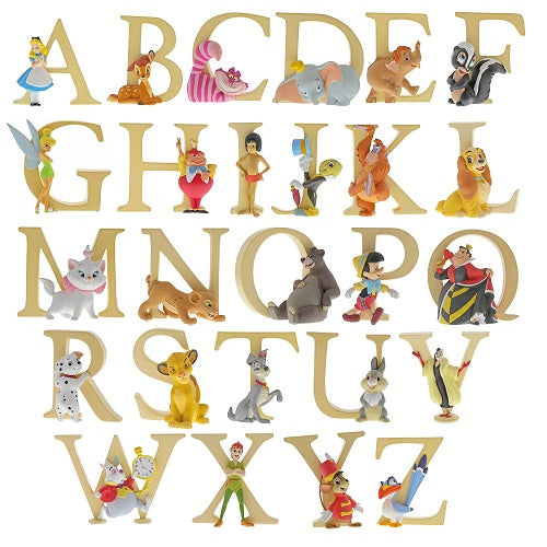 Disney Enchanting Alphabet