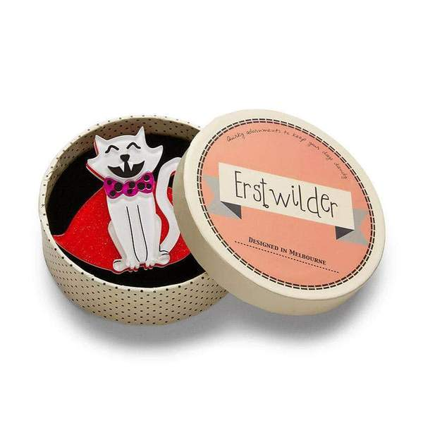 Erstwilder Count Von Kitty Brooch