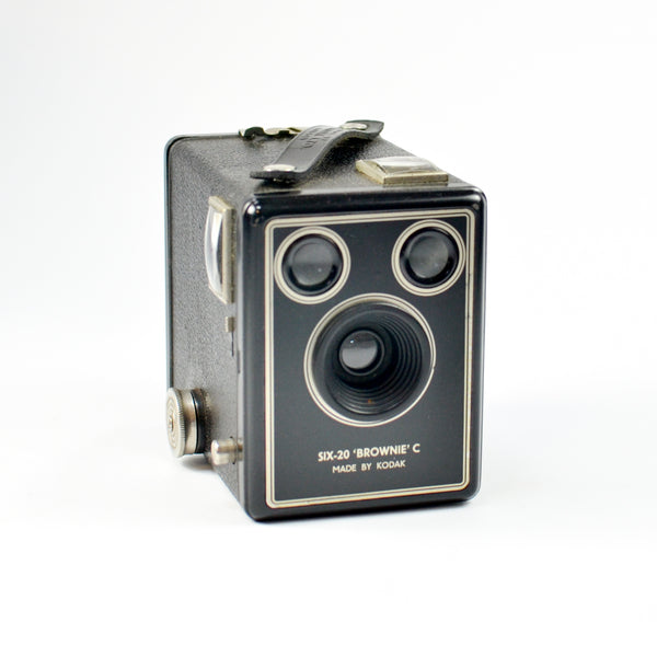 Kodak Six 20 Brownie C Camera