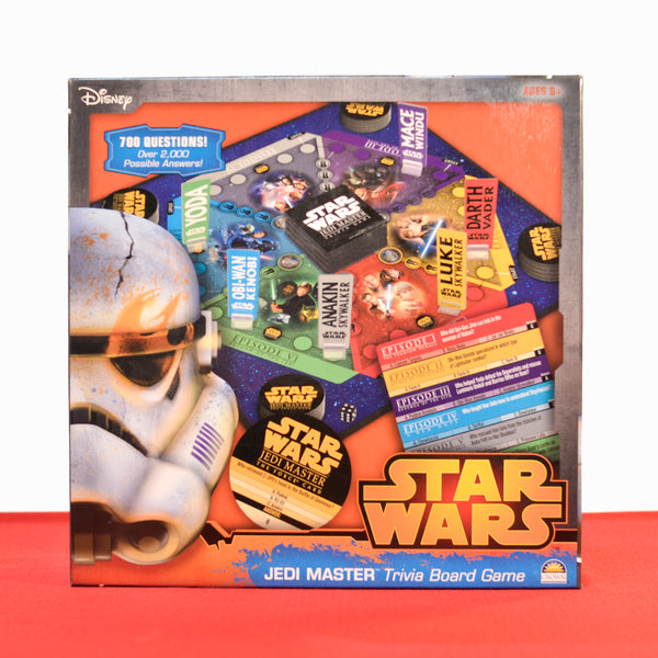 Star Wars Trivia Board Game