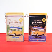 Let's Get Away VW Tin