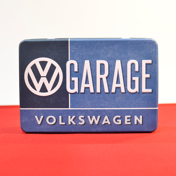 VW Garage Tin