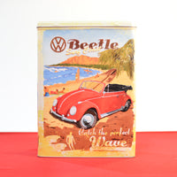 VW Kombi and Beetle X-Large Tin