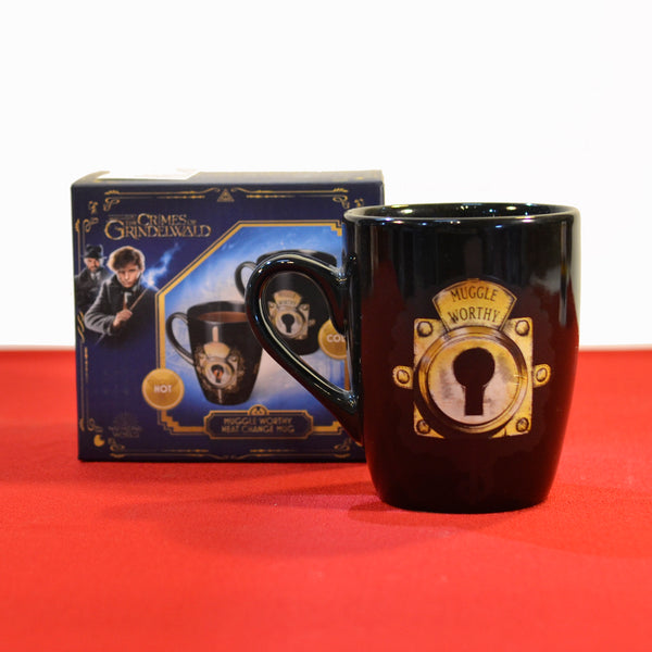 The Crimes of Grindlewald Heat Changing Mug