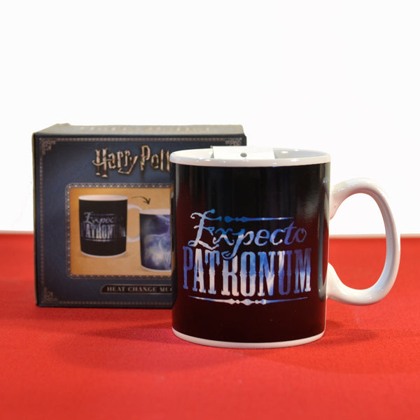 Harry Potter Patronum Heat Changing Mug