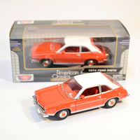 Motor Max Ford Pinto 1974 1:24