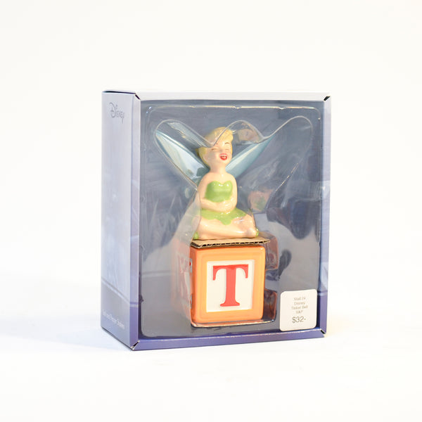 Disney Tinkerbell Salt and Pepper Shakers