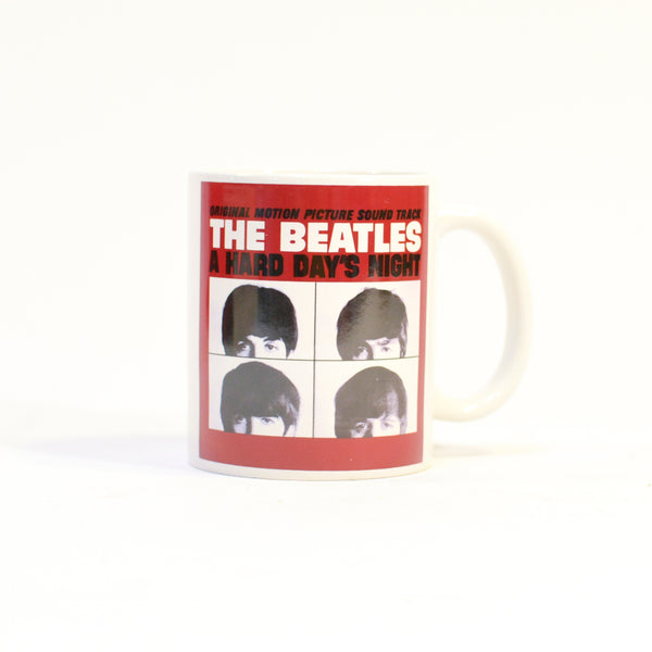 The Beatles Hard Day's Mug