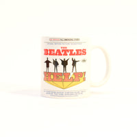 The Beatles Help Mug