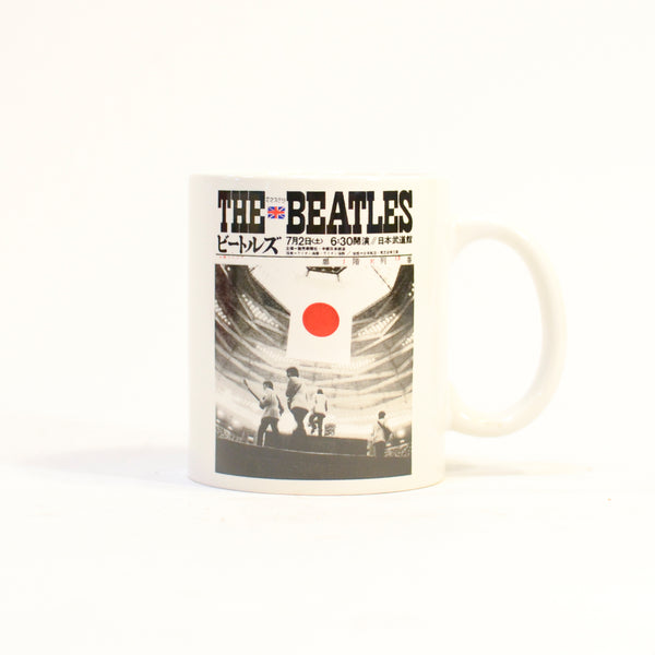 The Beatles Japan Mug
