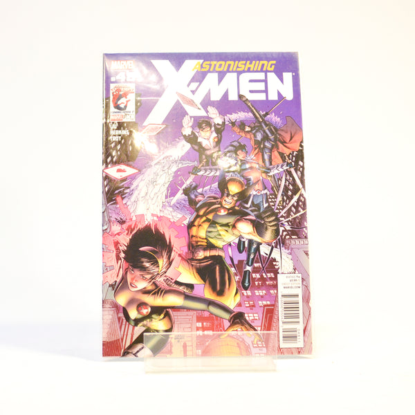 Marvel X-Men Comic #48
