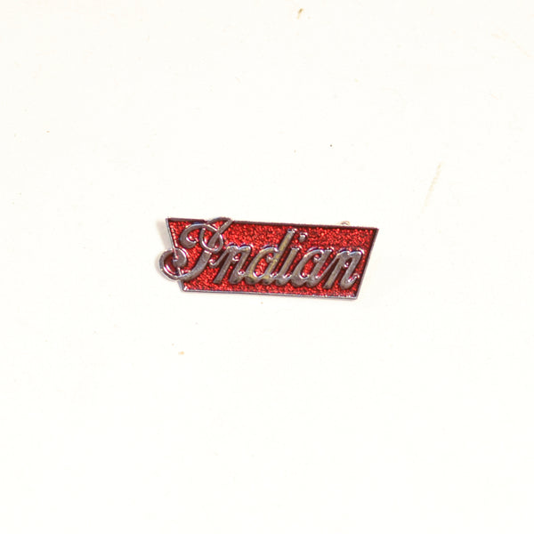 Indian Motorcycle Badge