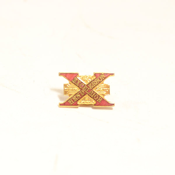 Excelsior Henderson Motorcycle Pin