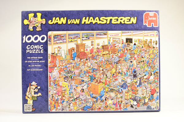 Jan Van Haasteren Antique Show 1000pc Puzzle