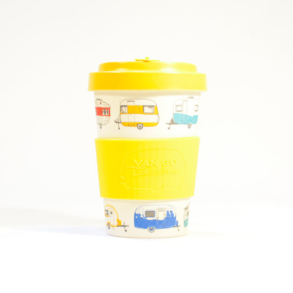 Caravan Travel Mug Golden Autumn Days