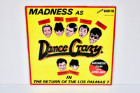 Rare Madness Dance Crazy 12""