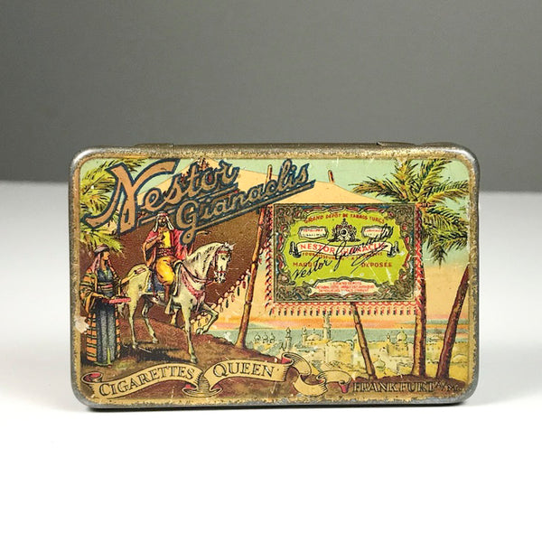 Nestor Cigarette Tin