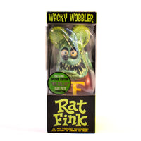Rat Fink Wacky Wobbler Metallic
