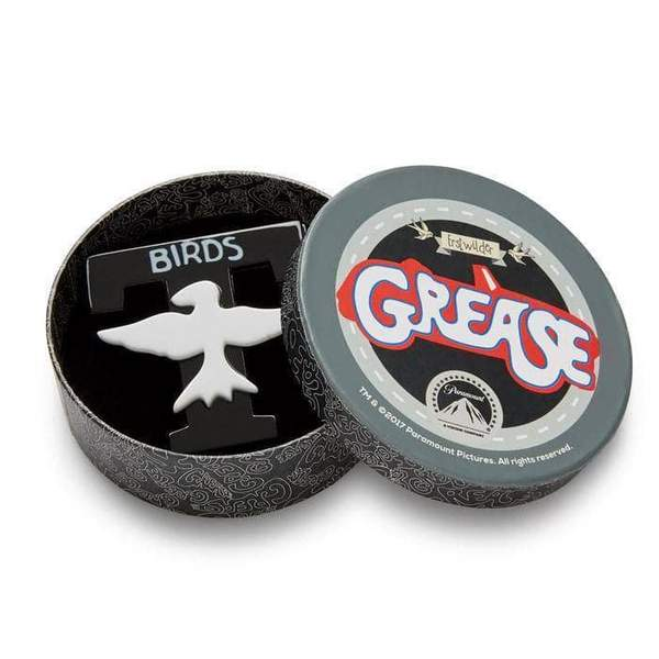 Erstwilder T-Birds Brooch