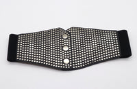 Studded Cinch Belt