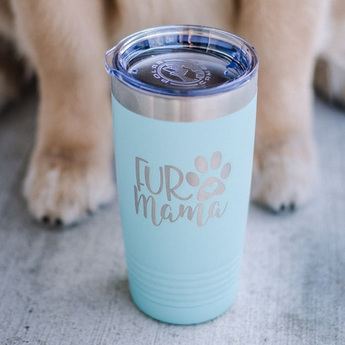 Fur Mama Coffee Tumbler - Sacha & Co