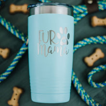 Load image into Gallery viewer, Fur Mama Coffee Tumbler - Sacha & Co