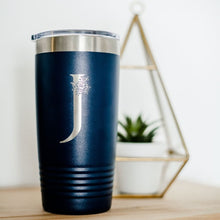 Load image into Gallery viewer, Initial Travel Mug - Sacha & Co