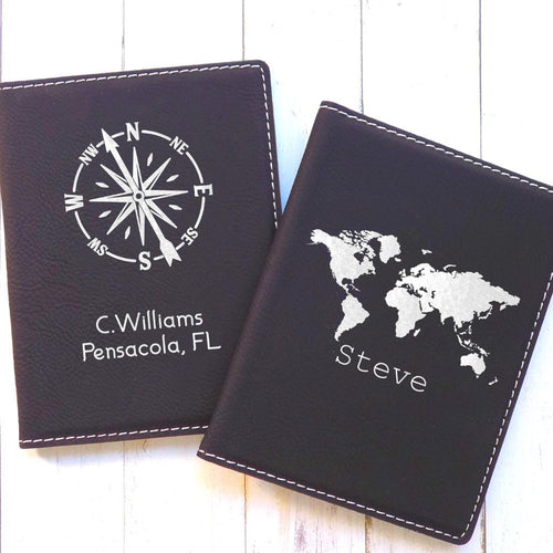 Men's Passport Holder - Sacha & Co