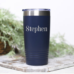 Personalized Coffee Travel Mug - Sacha & Co