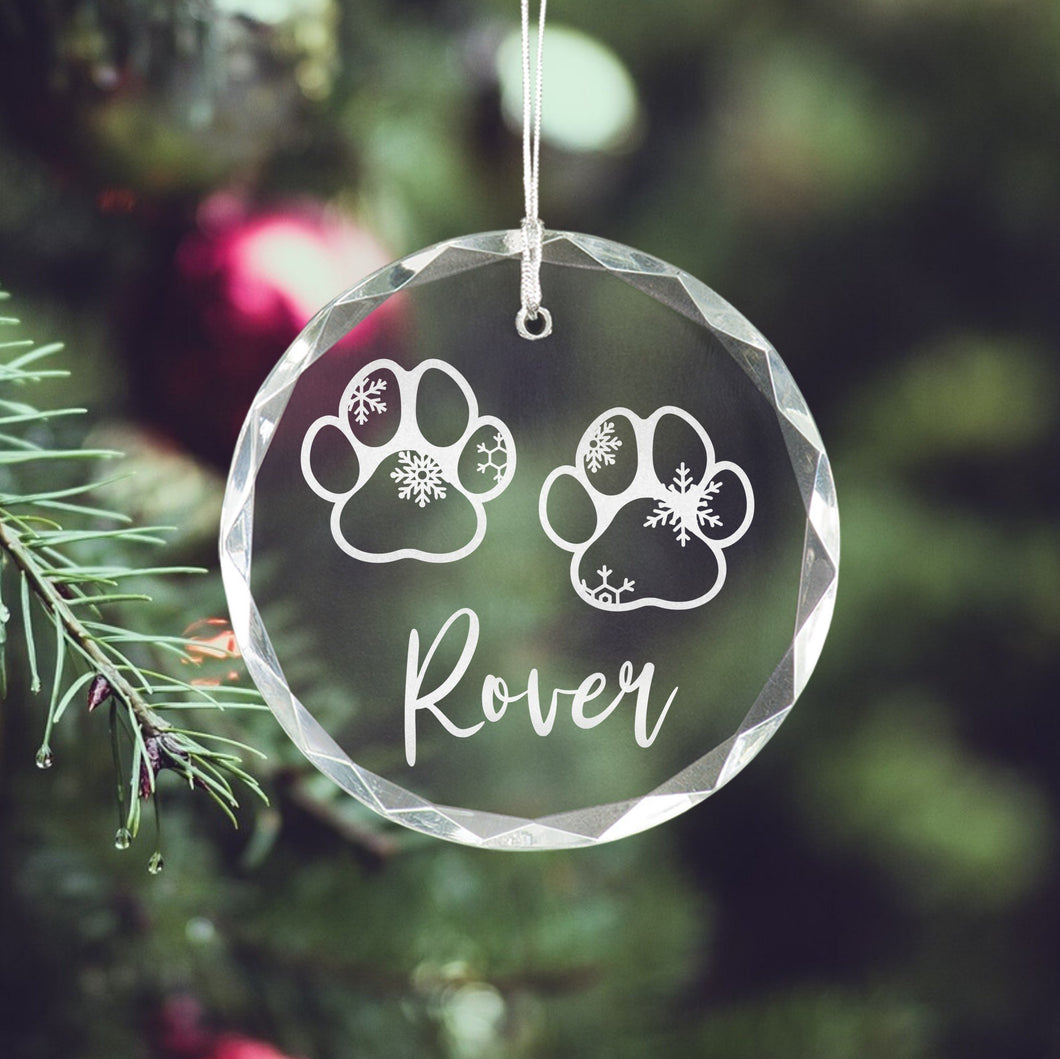 Personalized Pet Ornament - Sacha & Co