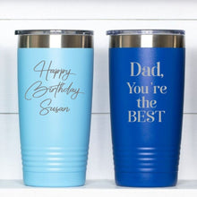 Load image into Gallery viewer, Personalized Travel Mug - Sacha & Co