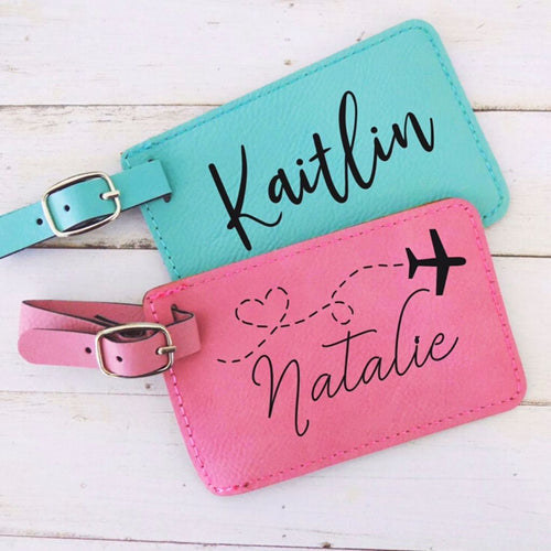 Womens Personalized Luggage Tag - Sacha & Co