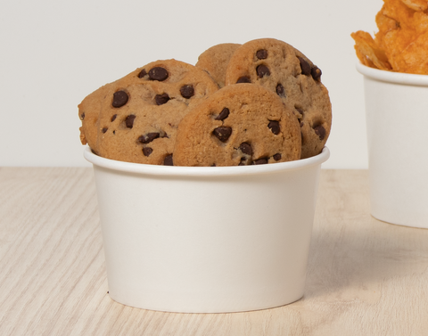 Cookies, 5 Things You Can Use Take-Out Cups For