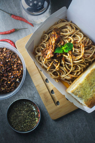 Pasta, The Top 5 Ways You Can Make Your Takeout Stand Out