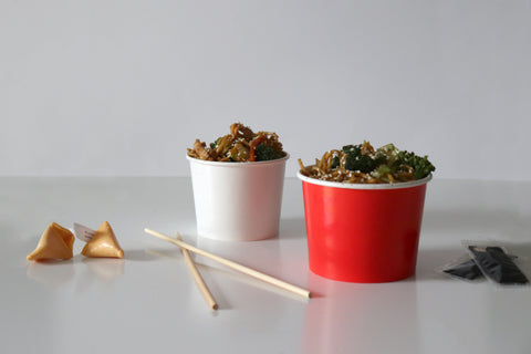 Pasta, 5 Things You Can Use Take-Out Cups For