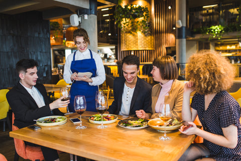Waitress, 5 Easy Ways You Can Improve Your Restaurant Sales During the Week