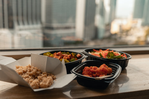 Takeout Food, The Top 5 Ways You Can Make Your Takeout Stand Out
