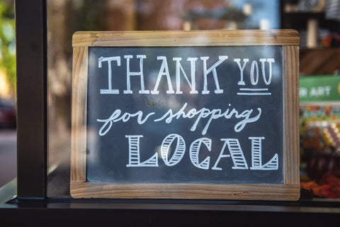Thank You for Shopping Local, 3 Easy Ways You Can Promote Customer Loyalty