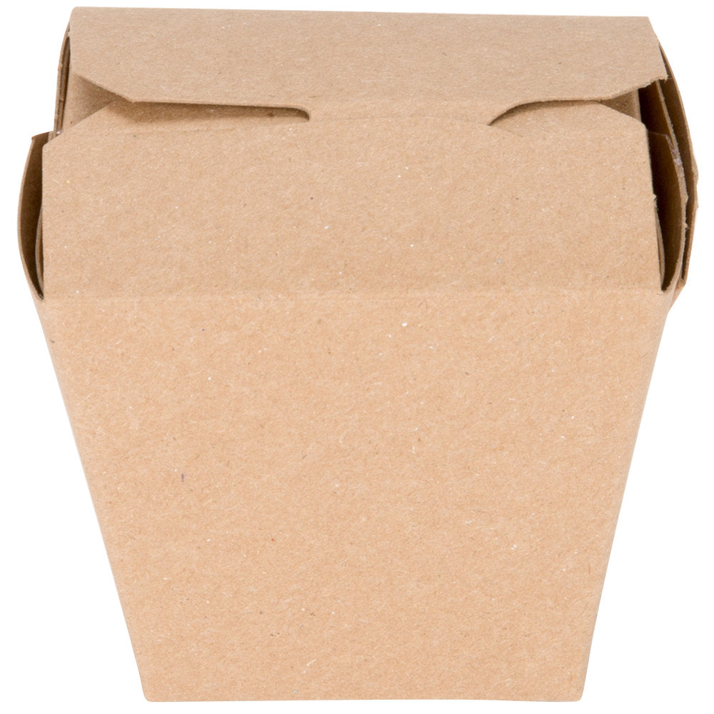 26 oz. Kraft Paper Take-Out Container