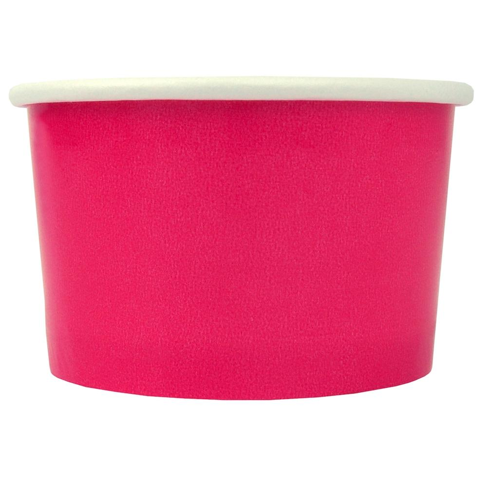 UNIQ 3 oz Pink Take Out Cups