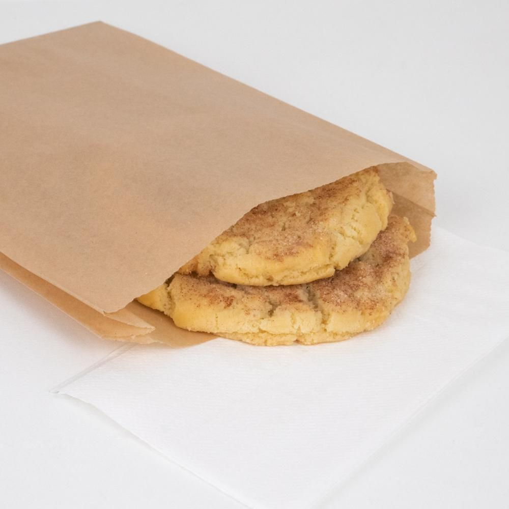 Brown Paper Pastry Bags