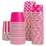 UNIQ 5 oz Pink Take Out Cups