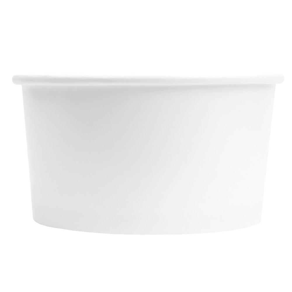 UNIQ 6 oz White Take Out Cups