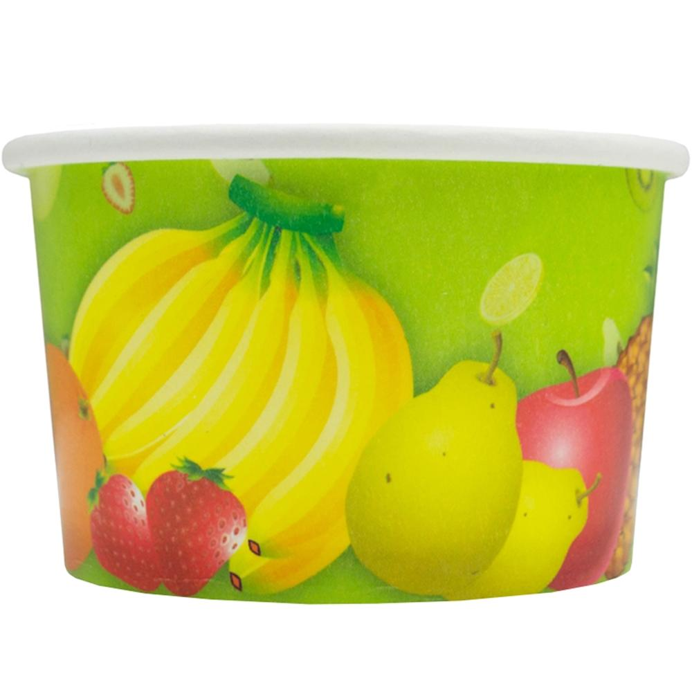 UNIQ 6 oz Fresh Fruit Take Out Cups