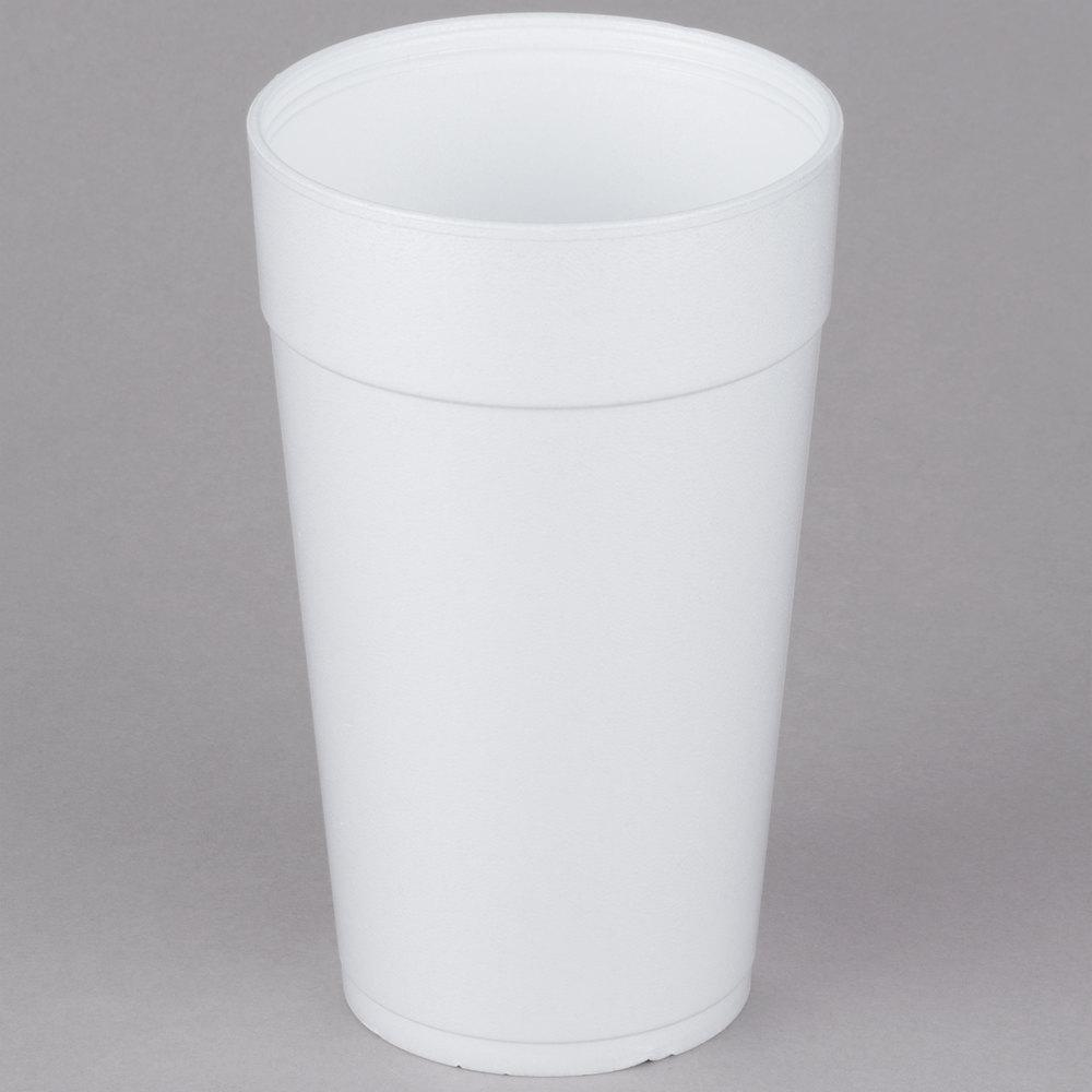 44 oz Foam Drink Cup