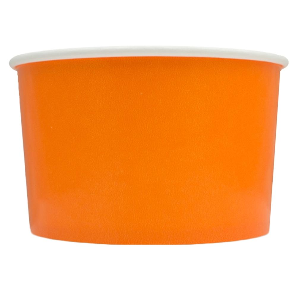 UNIQ 20 oz Orange Take Out Cups