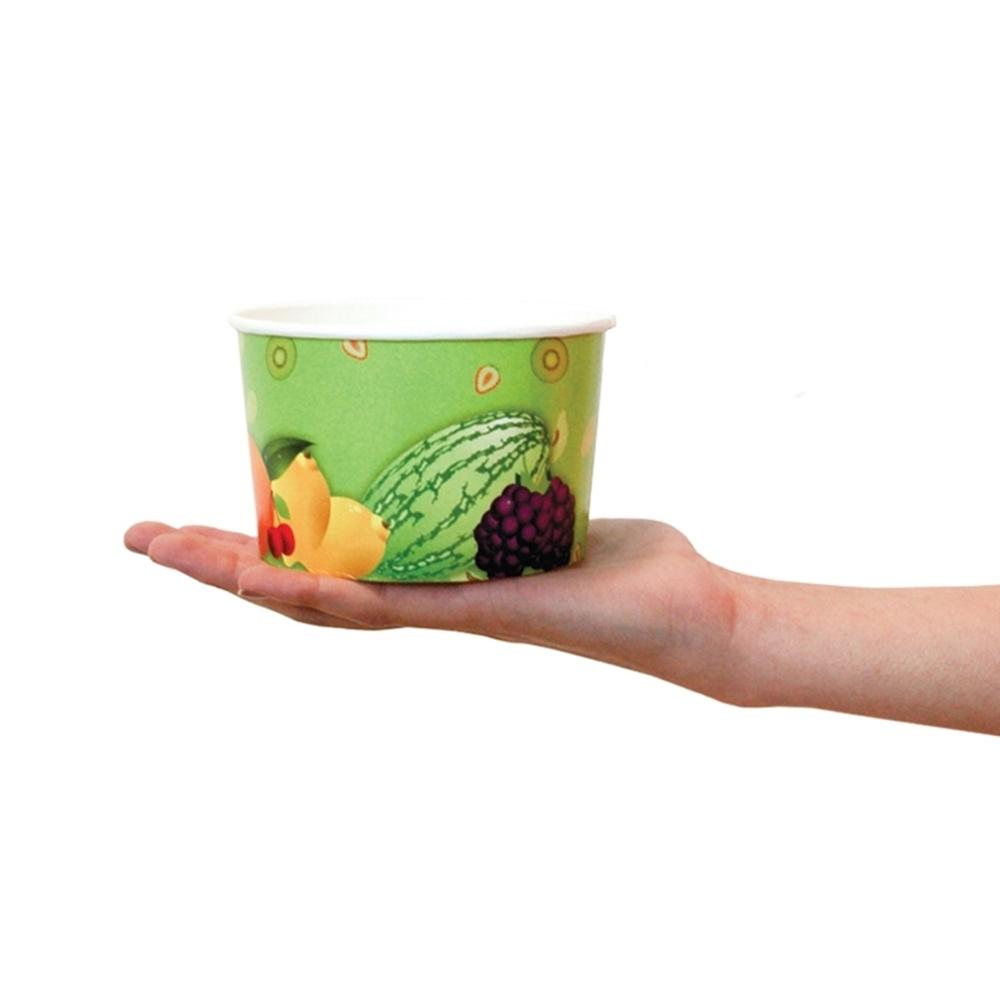 UNIQ 20 oz Fresh Fruit Take Out Cups