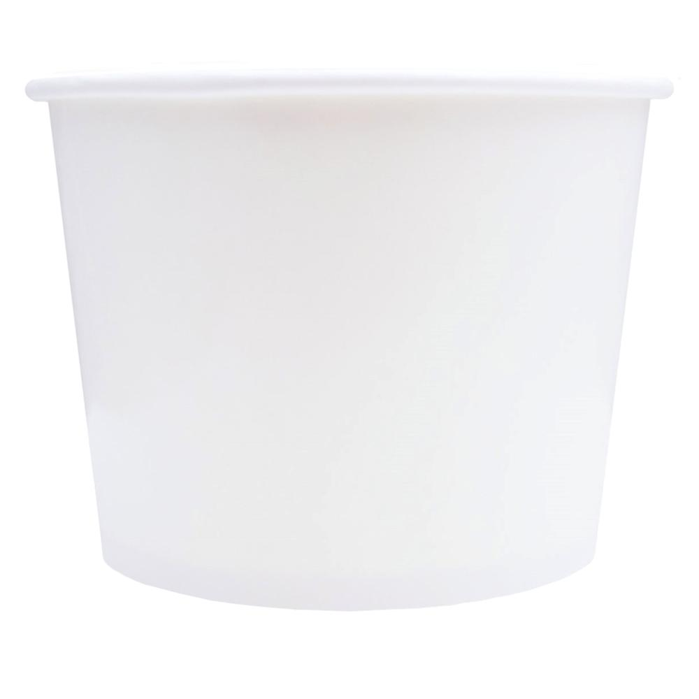 UNIQ 16 oz White Take Out Cups